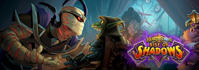 Yeni Hearthstone Seti: Rise of Shadows!