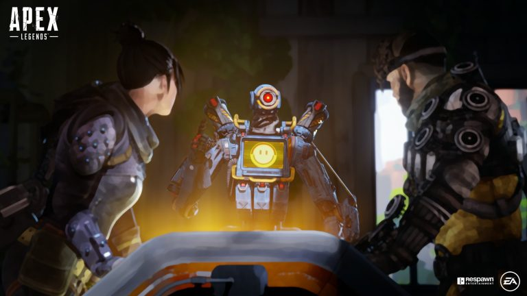 Apex Legends Yeni Legend