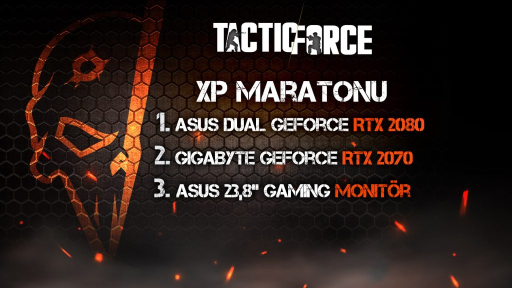 Tactic Force XP Maratonu